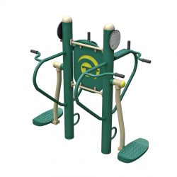 sit up bench rendering